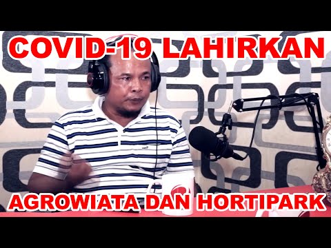 Pendemi Covid-19, Ilhami Sari Rogo Wujudkan Agrowisata Unila dan Hortipark Pesawaran