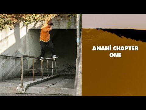 """Bobaj's """"Anahí"""" Chapter One"""