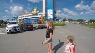 "Влог : Екатеринбург ( аквапарк ""ЛИМПОПО"" и зоопарк)"