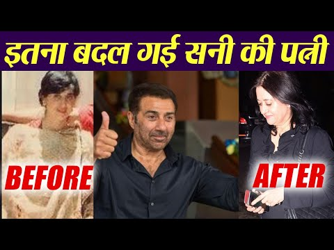 Sunny Deol's wife Pooja Deol's DRASTIC makeover from older days; Watch video   FilmiBeat