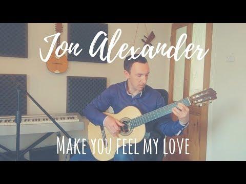 Jon Alexander The Guitarist Video