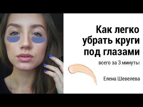 Круги под глазами у ребенка и чешутся глаза