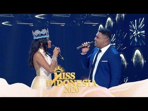 Andmesh - Medley Cinta Luar Biasa & Hanya Rindu   Miss Indonesia 2020