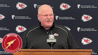 Andy Reid discusses the Super Bowl, playing 49ers (NFL Super Bowl LIV 2020)