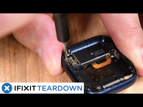 Apple Watch Series 6 Teardown-All the Improvements Apple Didn't Mention!