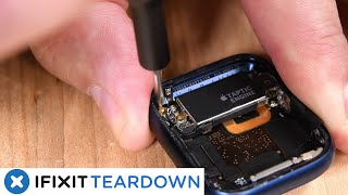 Apple Watch Series 6 Teardown - All the Improvements Apple Didn't Mention!