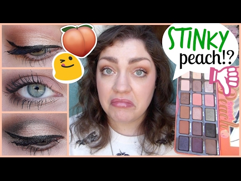 Sweet Peach Eye Shadow Palette by Too Faced #2