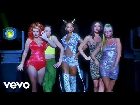 Spice Girls - Spice Up Your Life (Spice World)
