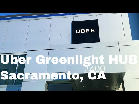 🚗 🚕   Uber Sacramento Office