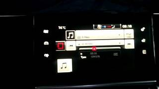 Original Multimedia Systems Citroen C4 Cactus With Android Video Interface