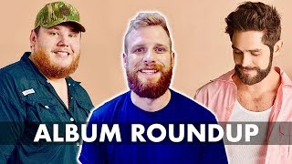 Luke Combs' New EP, Thomas Rhett's LP | The Best & Worst New Country Albums