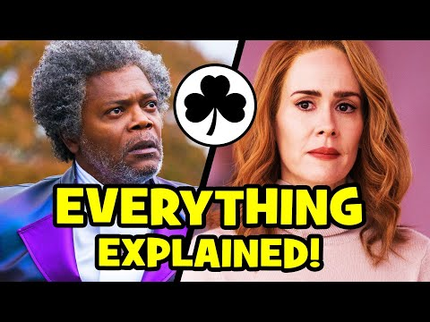 Glass ENDING EXPLAINED + Unbreakable & Split Connections