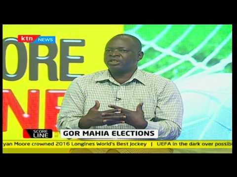 Scoreline: Peter Ochieng' sheds light on the plans and preparations of the Gor Mahia Elections