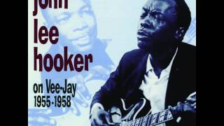"John Lee Hooker - ""Little Wheel"""