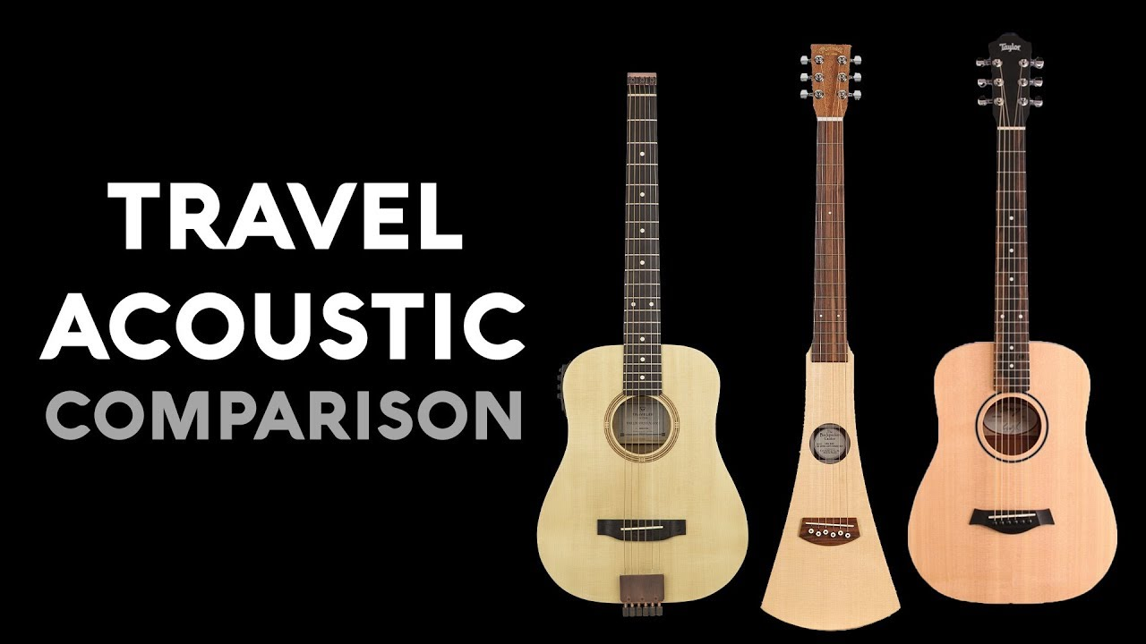 Travel Acoustic Comparison (Traveler Acoustic/ Martin Backpacker/ Taylor Baby)