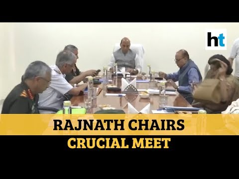 COVID-19: Rajnath Singh chairs review meet; NDRF ready to tackle situation