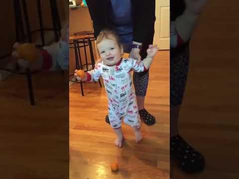 Gavin 1 step!