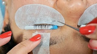 Lifting de Pestañas / Lash Lifting | Tutorial Profesional Paso a Paso