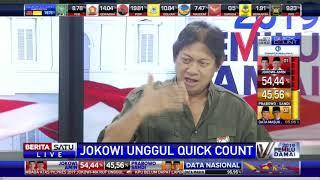 Dialog: Jokowi Unggul Quick Count # 5