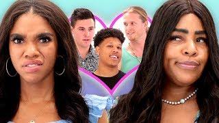 I let My Mom Pick My Boyfriend | Date Takeover w/ Teala Dunn