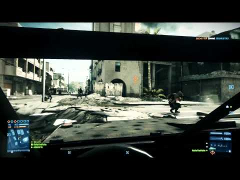 První trailer z Battlefield 3: Back to Karkand