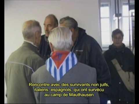 Ovadia Baruch - La marche de la mort vers Mauthausen et la Libération