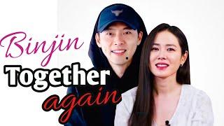 BinJin Together Again in Asia Artist Popularity Award / Hyun Bin ❤️ Son Ye-jin - 현빈 ❤️ 손예진