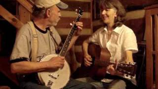 """Whiskey Before Breakfast"" Annie & Mac Old Time Music Moment"