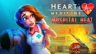 Элли жива и снова с нами! ● Heart's Medicine - Hospital Heat ●