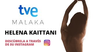 Helena Kaittani en sus FOTOS más HOT  para INSTAGRAM (Noelia Castañeda en Malaka)