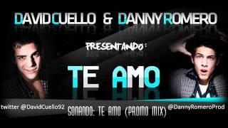 Te Amo - Danny Romero (Video)