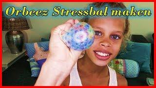Orbeez Stressbal Maken DIY