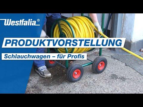 Profi Schlauchwagen