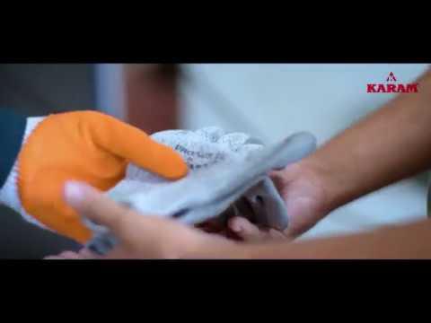 Karam HS21 Supported Hand Gloves