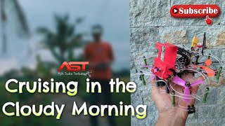 FPV: Cruising in the Cloudy Morning