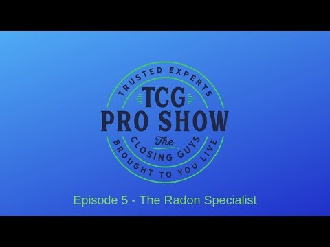 TCG Pro Show - Episode 5 - Everything You Need to Know About Radon