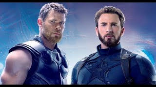 Best Entrance Captain America and THOR
