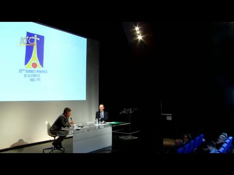 Colloque Lustiger 2017 : Les JMJ de Paris