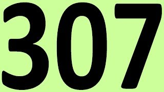 АНГЛИЙСКИЙ ЯЗЫК ДО АВТОМАТИЗМА ЧАСТЬ 2 УРОК 307 УРОКИ АНГЛИЙСКОГО ЯЗЫКА