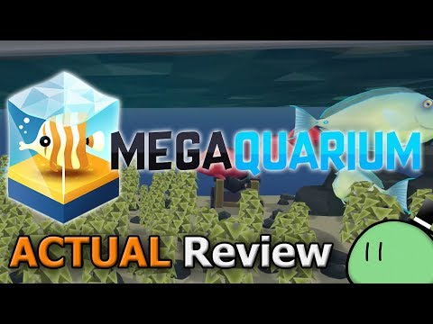 Megaquarium (ACTUAL Game Review) video thumbnail