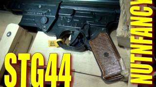 NUTNFANCY SHOT 2012: ATI's STG44, GSGs, FMK, .45s and more!