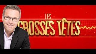 LE CHOC DU RIRE grosses têtes Laurent Ruquier - 14 décembre 2018 (Arielle Dombasle)