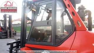 preview picture of video 'Forklift Gabelstapler Погрузчик Linde H60D BD4070D'