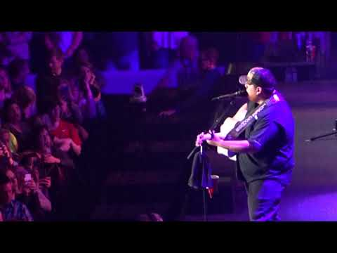 Luke Combs - Beautiful Crazy, live at Thompson Boling Arena Knoxville, 15 February 2019
