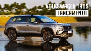 Volkswagen Taos - Lançamento