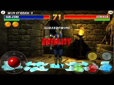 Ultimate Mortal Kombat 3 IOS