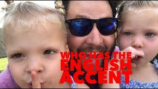 TODDLERS START TALKING IN ENGLISH ACCENT AFTER WATCH PEPPA PIG