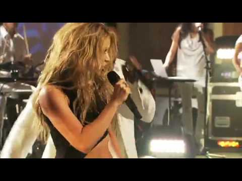 Shakira - Hips Don't Lie - Live Walmart Soundcheck