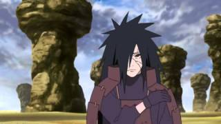 Madara Vs Shinobi Alliance