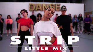STRIP - Little Mix ft. Sharaya J | Dance Class | Choreography Sabrina Lonis